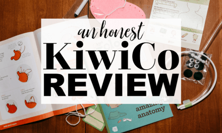 Kiwi Co Review | STEAM Subscription Boxes for Kids
