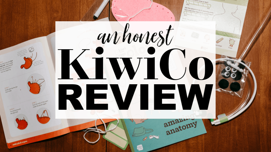 KiwiCo Review | STEAM Subscription Boxes for Kids