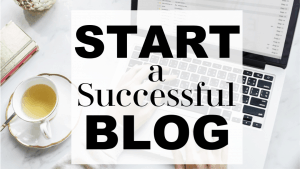 Trying to figure out how to start a successful blog? This post will walk you through what you need to know to get started.