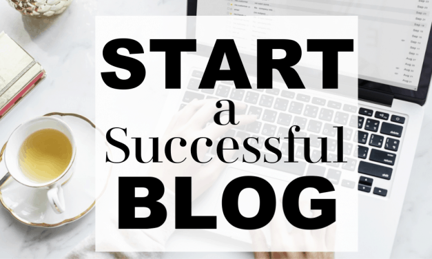 Start a Successful Blog | Step 3: Awesome Content