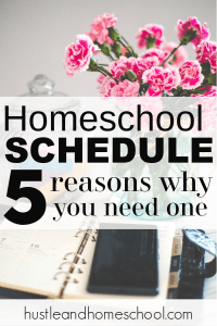 I never though I needed a homeschool routine, but the 5 reasons in this convinced me to give it a try. It has been amazing for us!