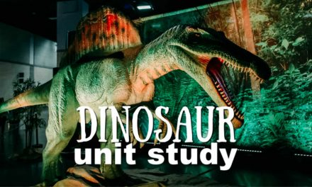 Dinosaur Unit Study for Homeschool