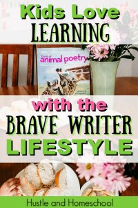 Kids love learning with the Brave Writer Lifestyle! Transform your homeschool and enjoy special times with your kids! homeschool curriculum | brave writer lifestyle