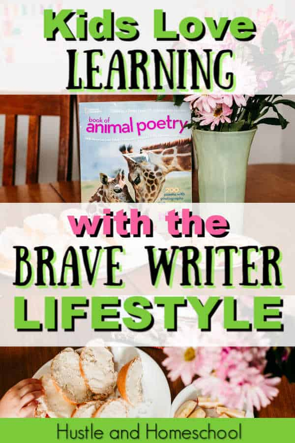 Kids love learning with the Brave Writer Lifestyle! Transform your homeschool and enjoy special times with your kids! homeschool curriculum   brave writer lifestyle