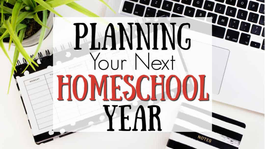 Planning Your Homeschool Year
