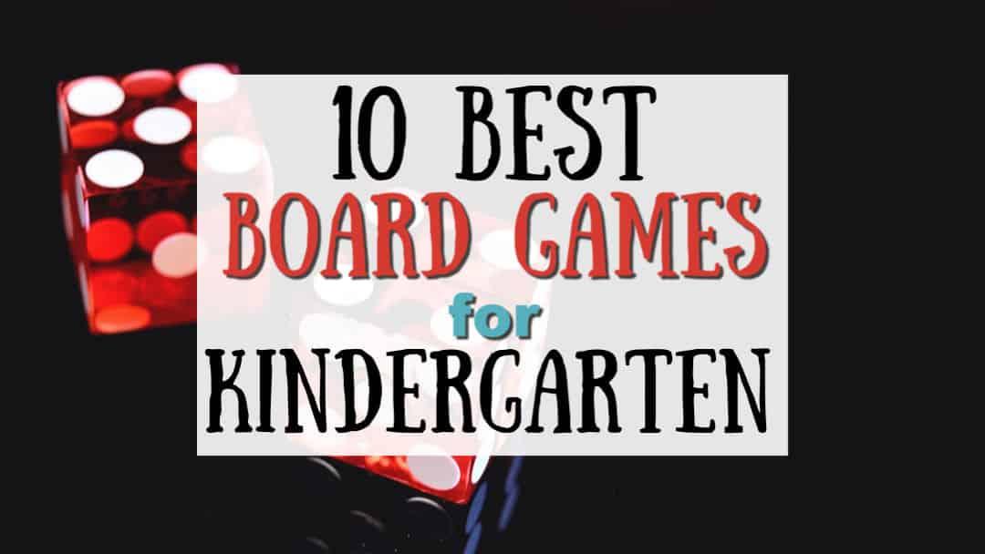 10 Best Board Games for Kindergarteners