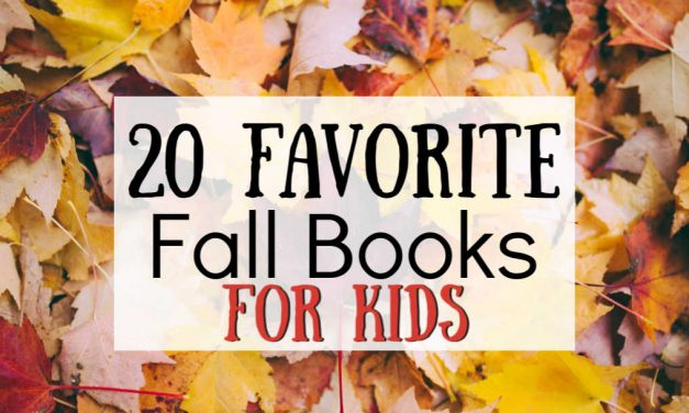 20 Fall Books for Kids