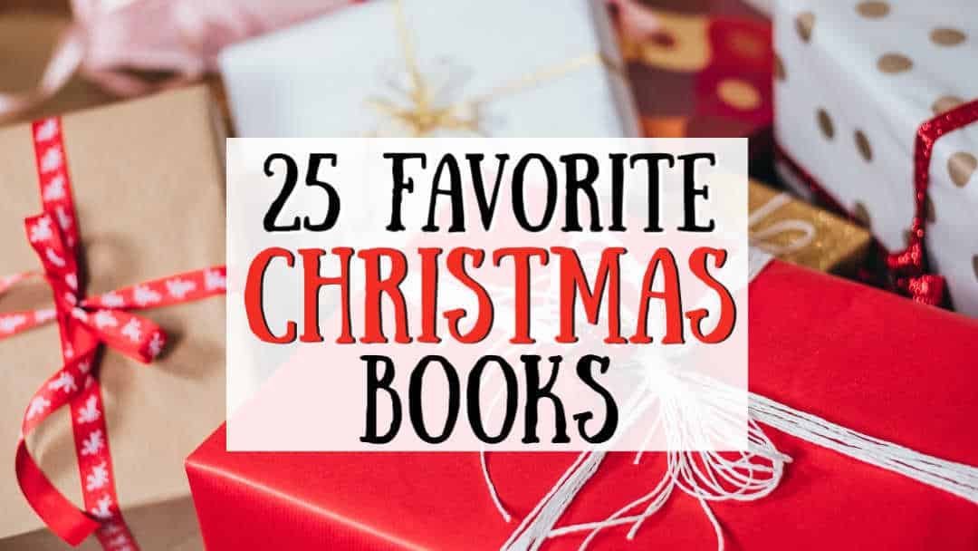 25 Favorite Christmas Books for Kids
