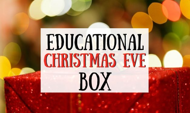 An Educational Christmas Eve Box