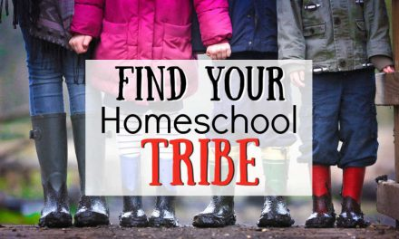 Find Your Homeschool Tribe