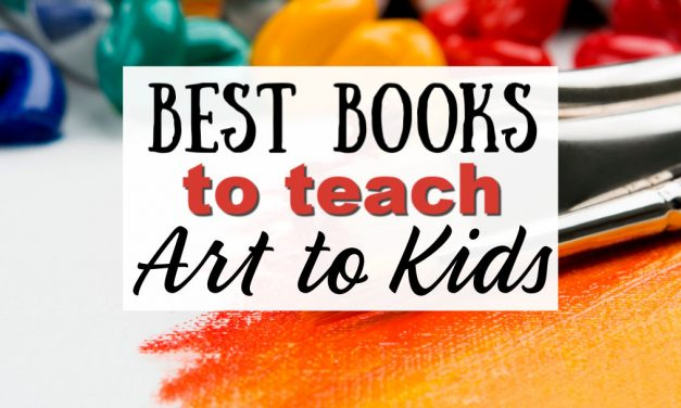 Best Books to Teach Art to Kids