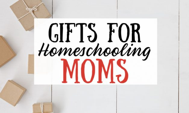 Gifts for Homeschooling Moms