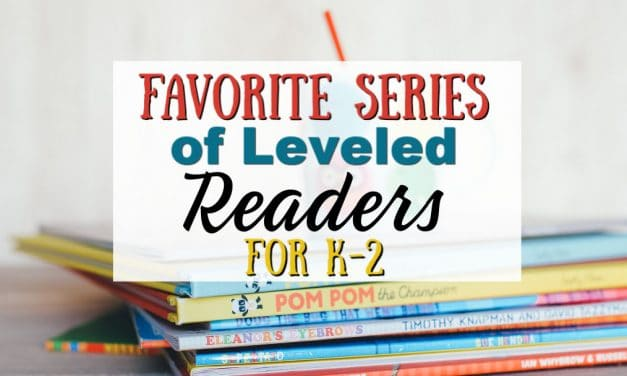 Favorite Series of Leveled Readers