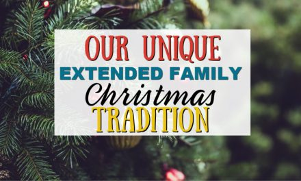 A Unique Extended Family Christmas