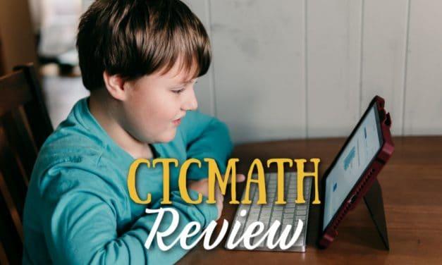 CTCMath Homeschool Family Membership Review