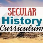 Secular History Curriculum for Homeschoolers
