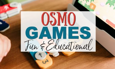 Osmo Games: Fun and Educational for Kids