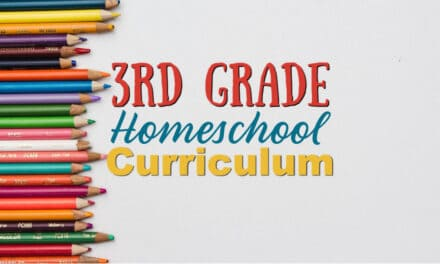 Secular 3rd Grade Homeschool Curriculum