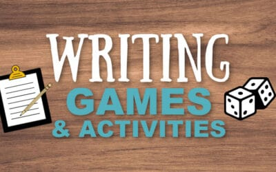 Writing Games and Activities