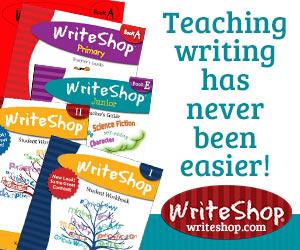 WriteShop: Teaching writing has never been easier!